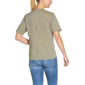Tatonka Cormac SS Shirt Women olive